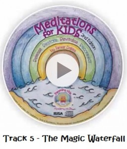 Meditation for Kids - The Magic Waterfall